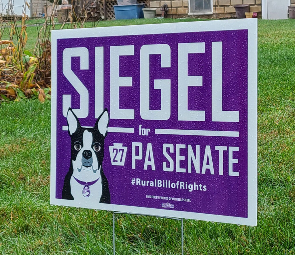Siegel for PA Senate