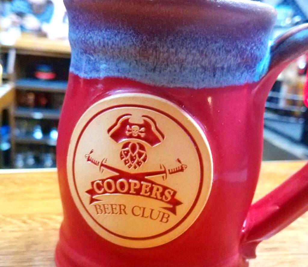 Coopers Beer Club Mug
