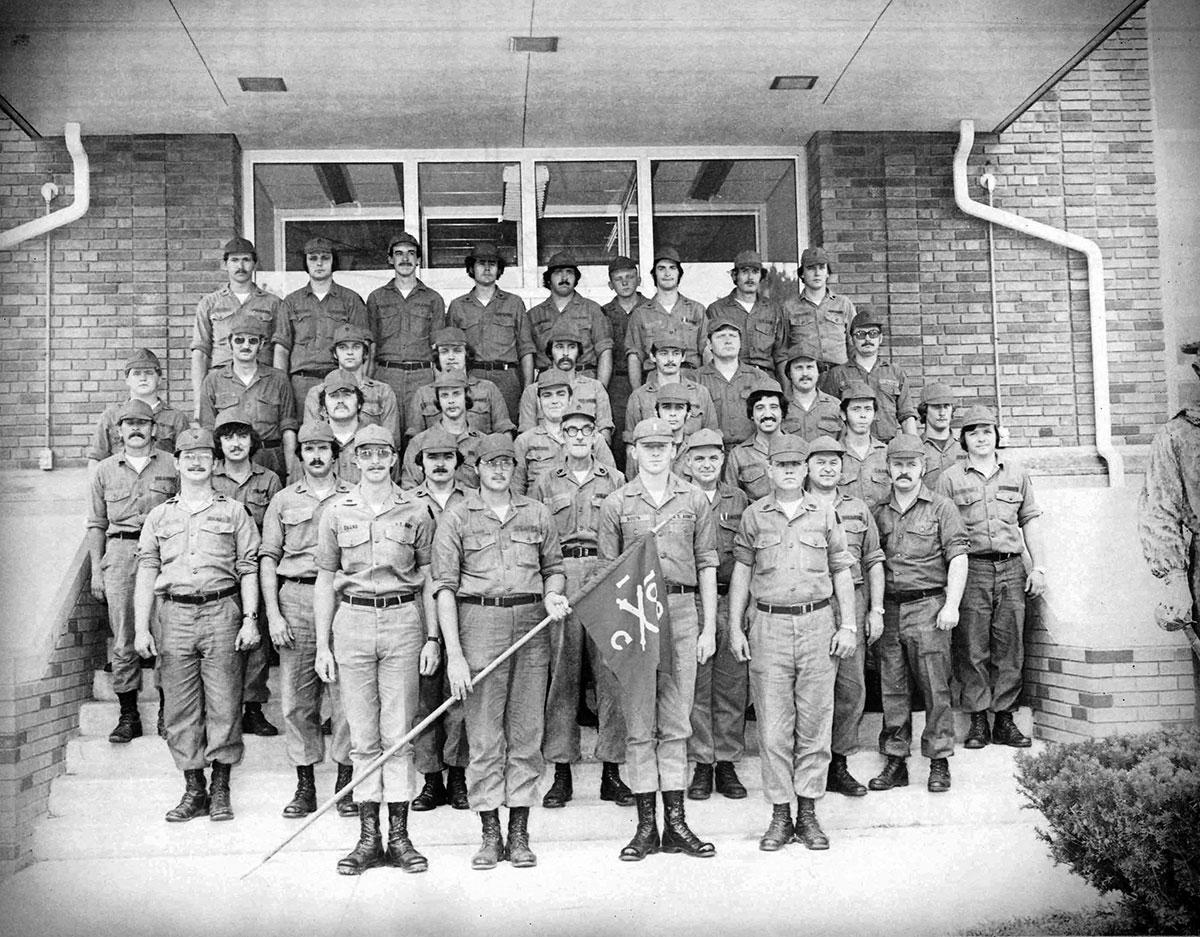 109th Artillery 1970 Restoration