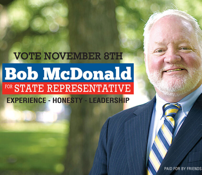Bob McDonald State Representative