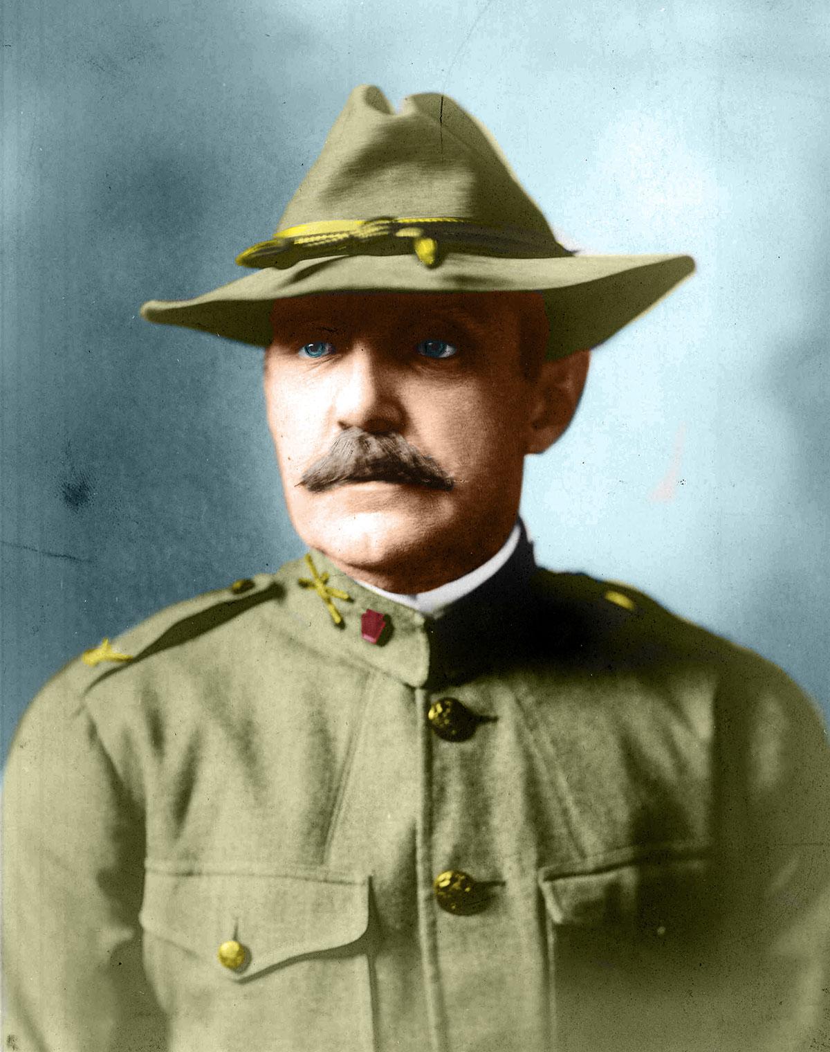Asher Minor WWI Restoration