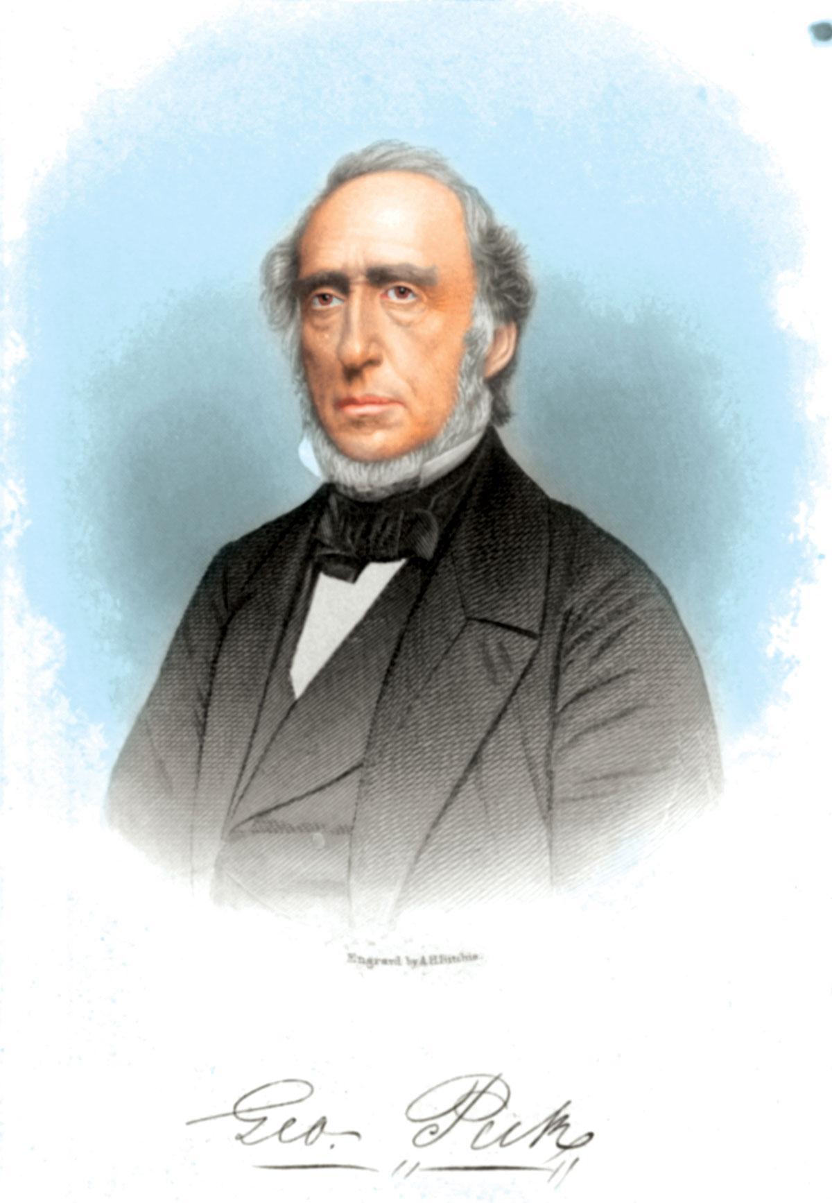 Peck George Restoration