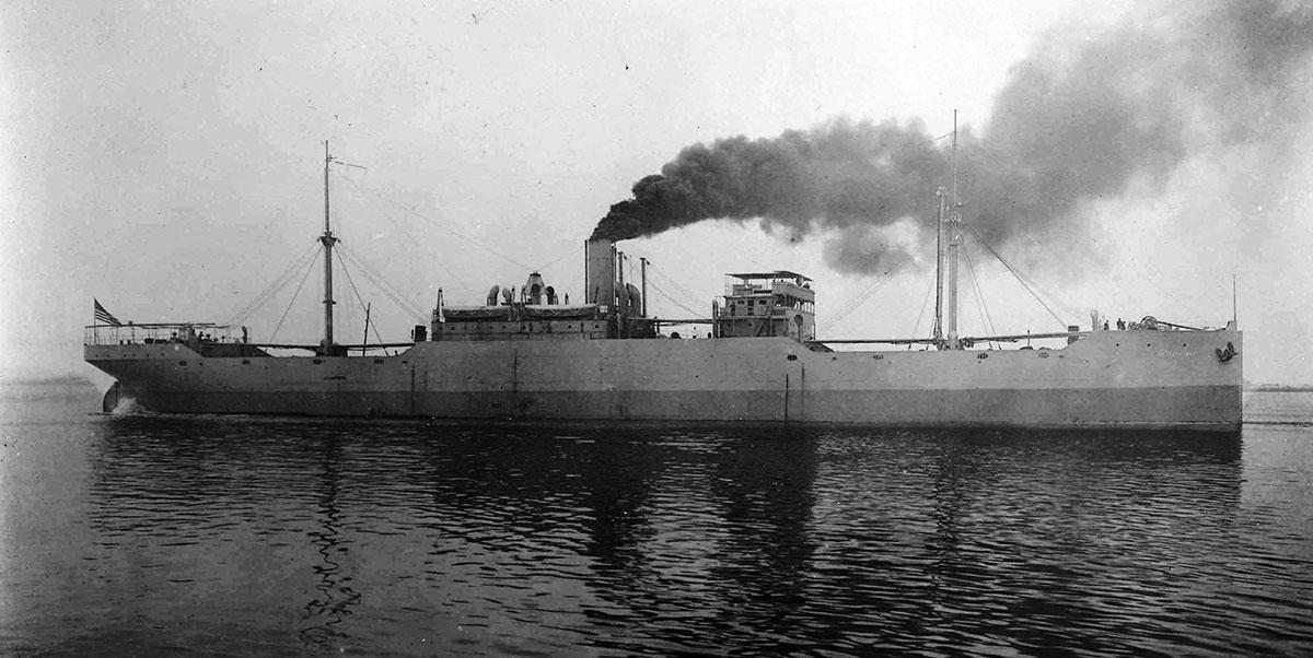 USS Shickshinny Restoration